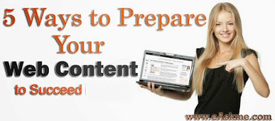 5 Ways to Prepare Your Web Content to Succeed in 2018 : eAskme