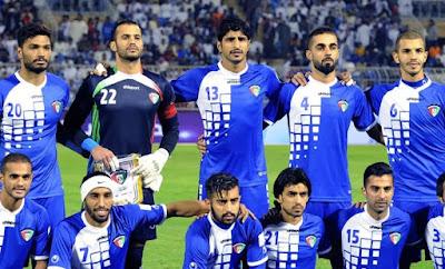 مشاهدة مباراة الكويت وتايبيه