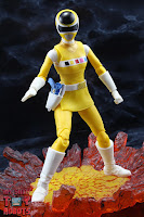 Power Rangers Lightning Collection In Space Yellow Ranger 19