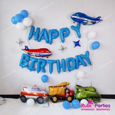Cửa hàng bán phụ kiện trang trí sinh nhật ở Đội Cấn