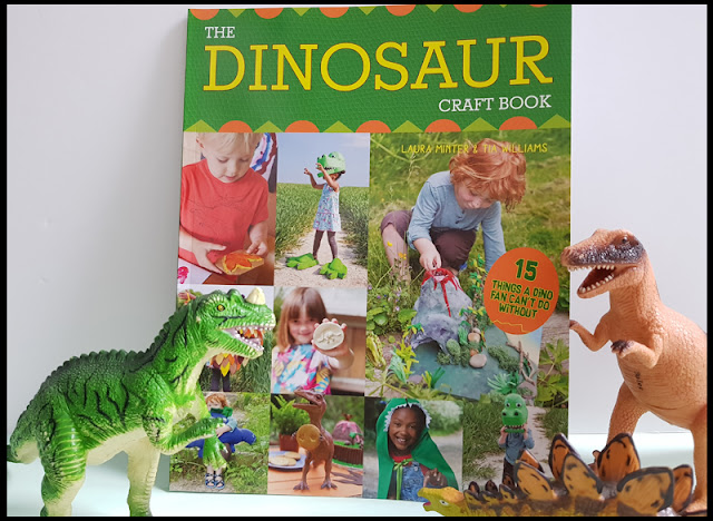 Craft book on how to make all things Dinosaur related - RachaelJess.com