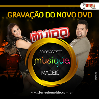 dvd forro do muido 2013