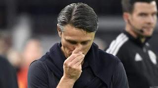 Bayern Sack Niko Kovac After Frankfurt Humiliation