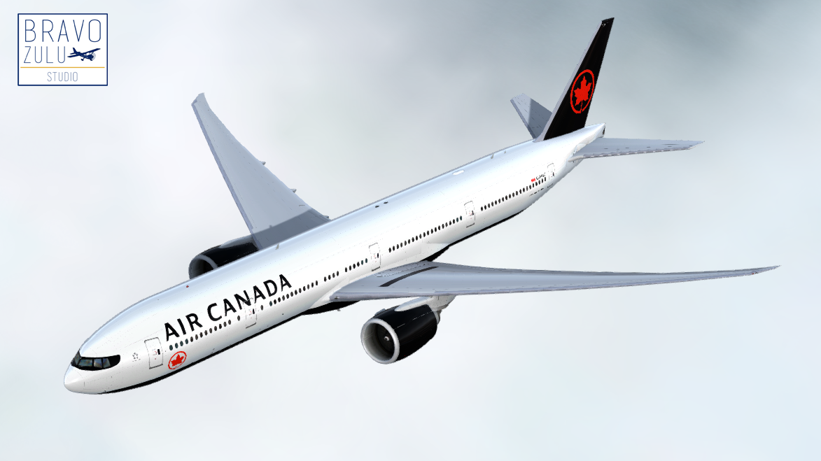 boeing 777 300er air canada new livery bravo zulu. Black Bedroom Furniture Sets. Home Design Ideas