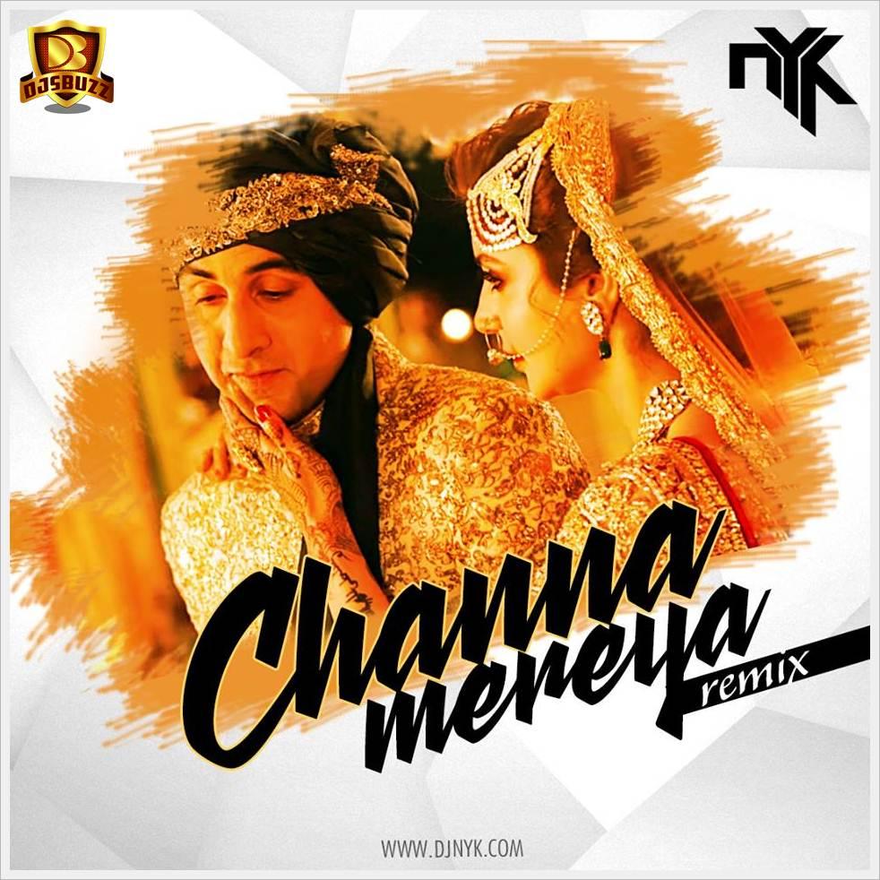Channa Mereya Adhm Dj Nyk Future Bass Remix