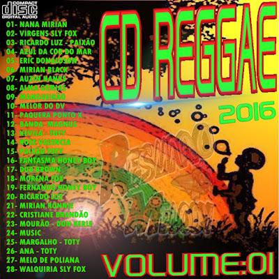 Cd Reggae 2016 - vol.01 - Resumo do Melody