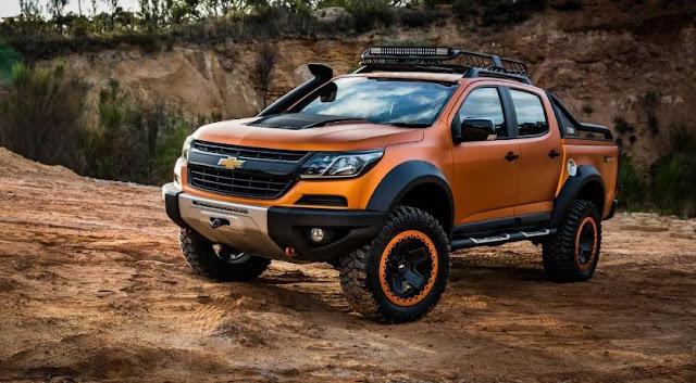 2017 Chevrolet Colorado Review and Price