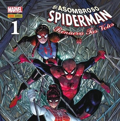 El Asombroso Spider-Man: Renueva tus Votos, #1 al #3. La Crítica