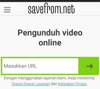 cara-menyimpan-video-facebook-dengan-savefrom-net