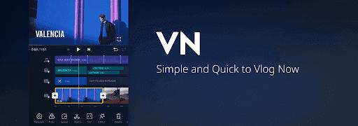 VN Video Editor gratis offline