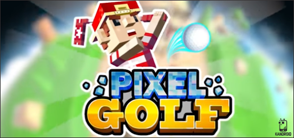 Pixel Golf 3D v1.1.0 Apk Mod [Dinheiro]