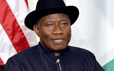 I lost re-election to President Buhari because Obama, Cameron, others supported him- GEJ says