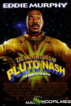 Capa do Filme Pluto Nash