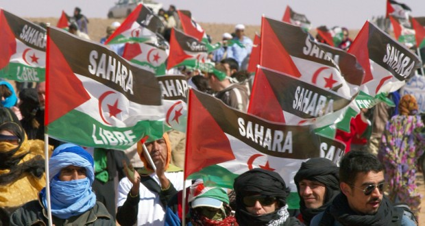 Partidos políticos de Argentina muestran su apoyo a la causa saharaui.