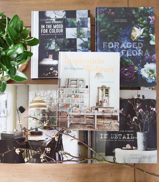 Meine Buchtipps für Deko- und Interiorbücher