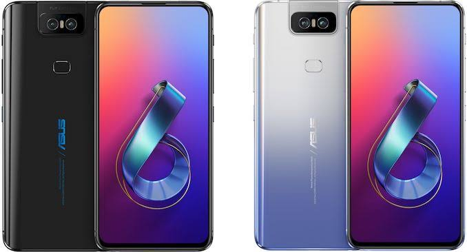 Asus announces Zenfone 6 Edition 30 with 12GB of RAM and 512GB of internal storage