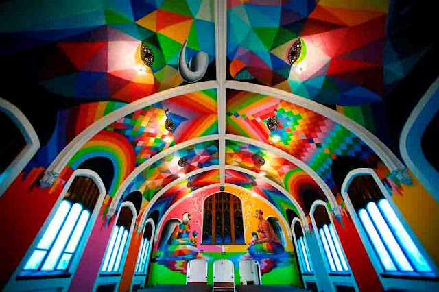 Ada-ada Saja! Gereja di Colorado Perbolehkan Jemaat Isap Ganja Sambil Ibadah