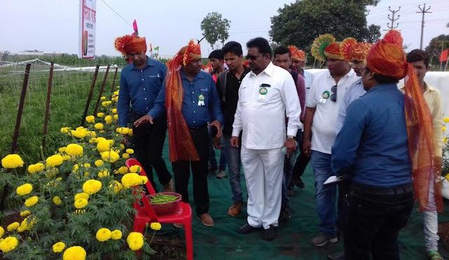 Monsanto-Pragati-Divas-Dekalb-Seminis-Harishchandra-Chavan-Anilrao-Kadam-Dilip-Zhende-Hemant-Kale-Tarachand-Sanap-Deepak Katad-Mahaveer-Rathore