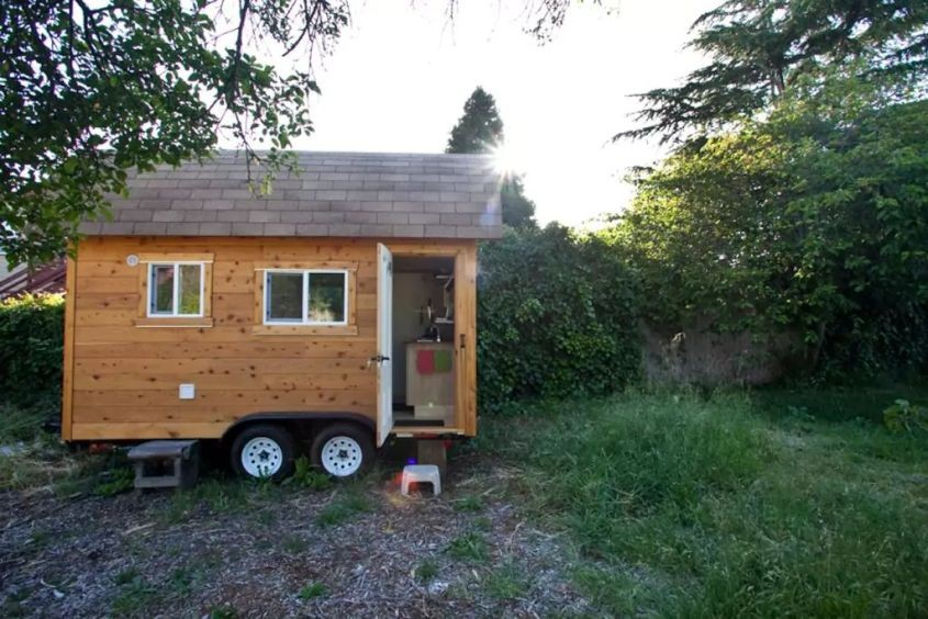 80 Most Inspiring Tiny Houses On Wheels Design Home