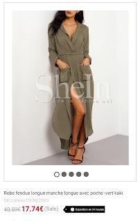 https://fr.shein.com/Army-Green-Long-Sleeve-Pockets-Split-Maxi-Dress-p-230554-cat-1727.html?utm_source=unblogdefille.blogspot.fr&utm_medium=blogger&url_from=unblogdefille