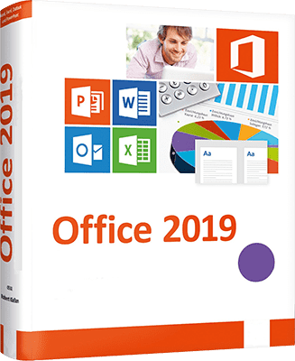 Microsoft Office Professional Plus Retail-VL 2019 Version 2004 Build 12730.20352 poster box cover