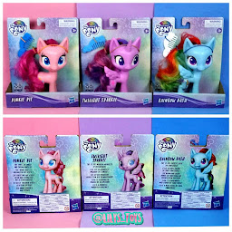 New: Reveal the Magic (G4.5) Mega Friendship Collection & Styling Size Ponies