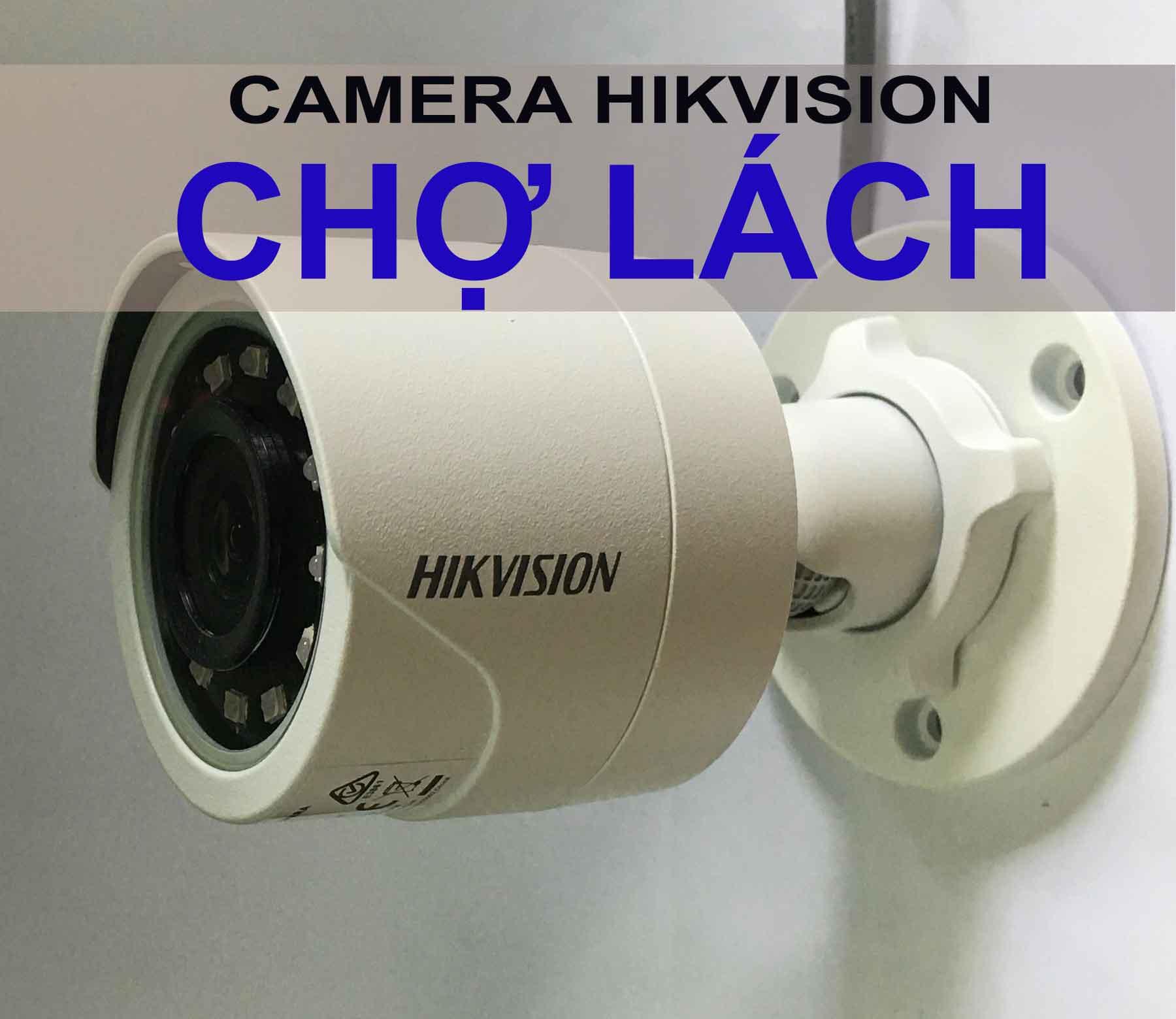 Camera quan sát chợ lách