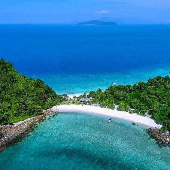 Đảo biển đôi - Bruer Island