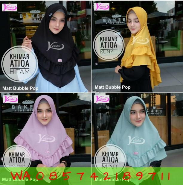 Distributor Hijab   Cari Agen Wilayah Bogor
