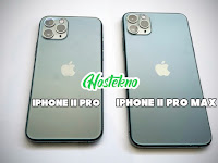 Spesifikasi dan Harga iPhone 11 Pro & Pro Max di Indonesia