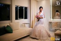 casamento em casa home wedding micro wedding mini wedding em porto alegre realizado no salão de festas do condomínio essenza menino deus com decoração simples delicada feita pelos noivos