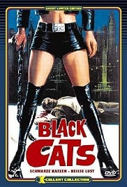 The Black Alley Cats 1973