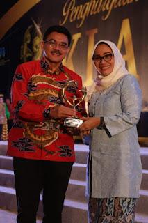 Kota Cirebon Raih Juara 2 Tingkat Nasional Pelayanan Ramah Anak
