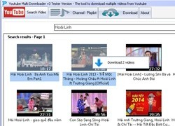 Download video youtube 1 channel sekaligus | Youtube Multi Downloader v3