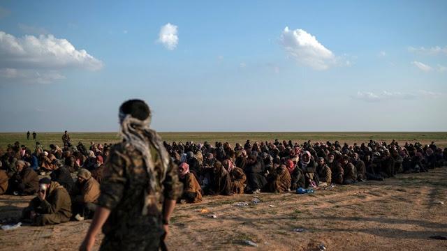 Τουρκία: Θα στείλουμε τα μέλη του ISIS πίσω στις χώρες καταγωγής τους