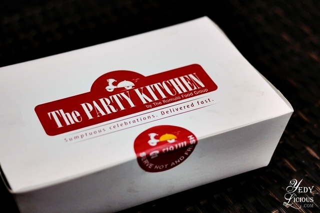 The Party Kitchen The Best Food Delivery Service in Manila PH