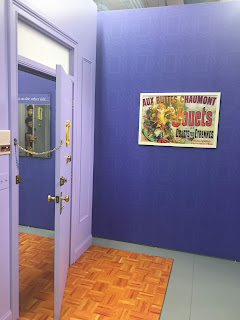 Purple Door Recreation Friends Pop Up New York City
