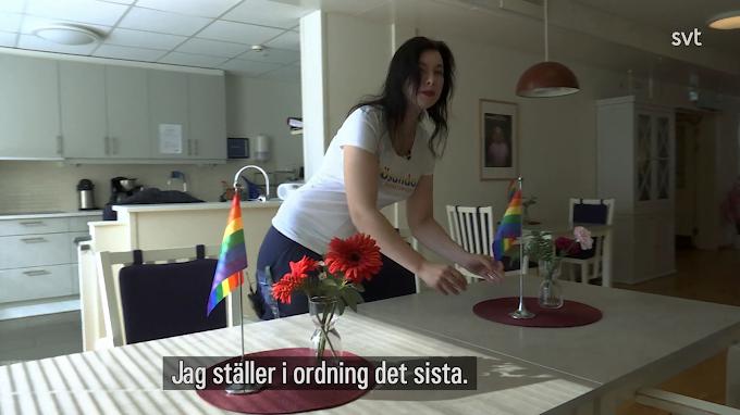 LMBTQ-részleg nyílt egy svéd idősotthonban