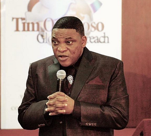 Nigerian pastor, Tim Omotosho