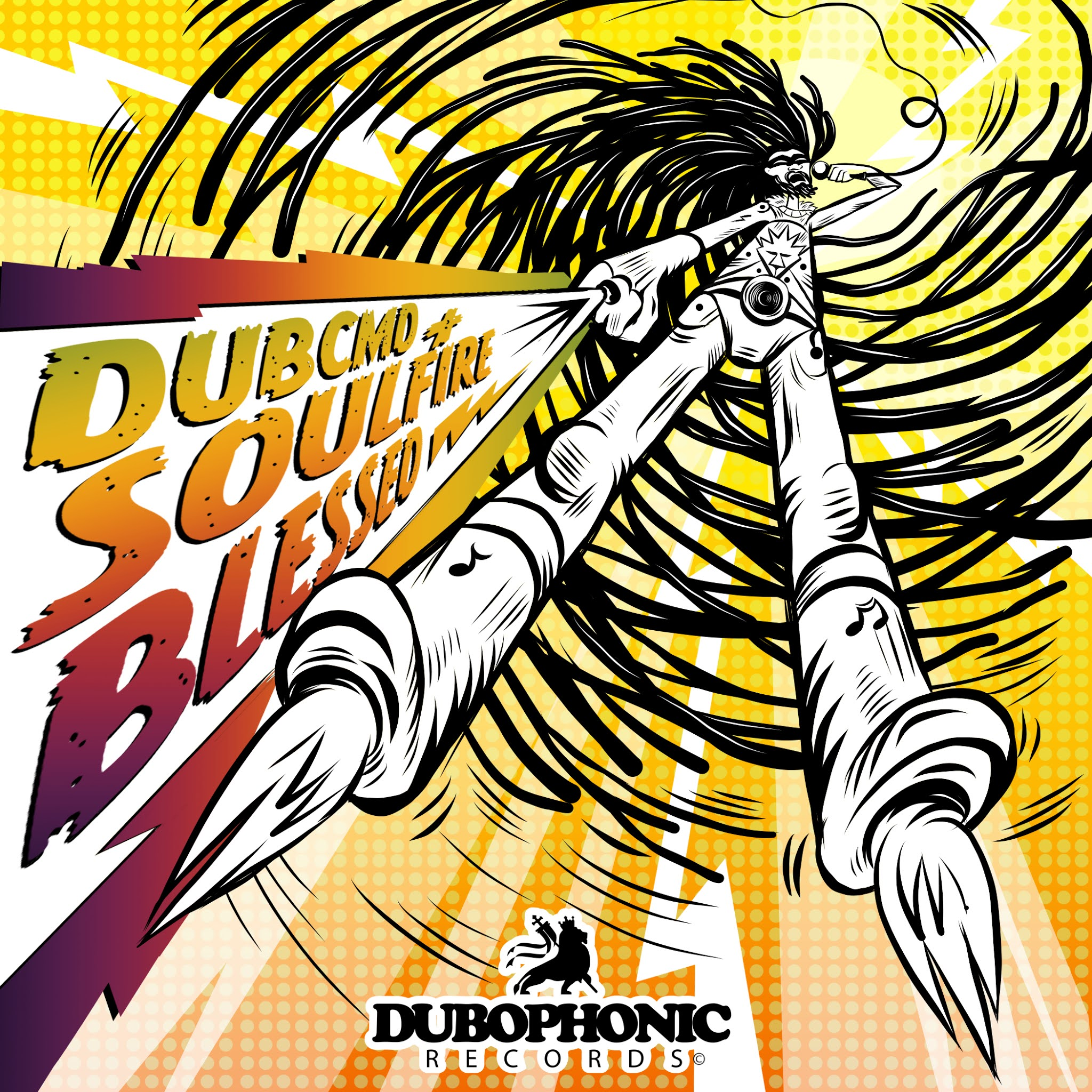 Dub Cmd & Soul Fire - Blessed / Dubophonic Records (c) (p) 2020