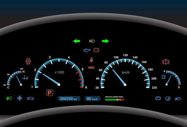 Inilah 3 Lampu Indikator Mobil yang Harus Diketahui