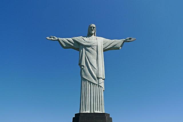 estatua do cristo redentor no rio de janeiro