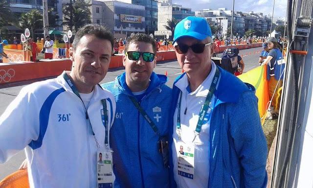 Επικεφαλής αθλίατρος στην Ολυμπιάδα του Ρίο ο Θεσπρωτός Διονύσης Χίσσας