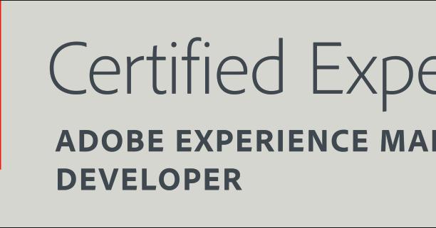 Scott\'s Digital Community: Preparing for AEM Developer Certification ...