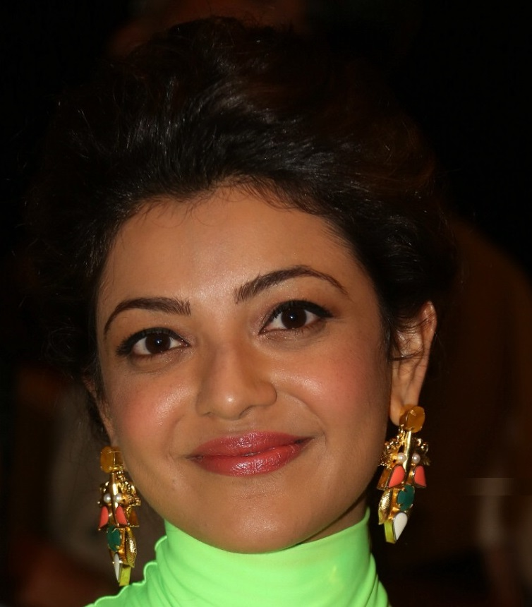 Kajal Aggarwal Close Up Photos
