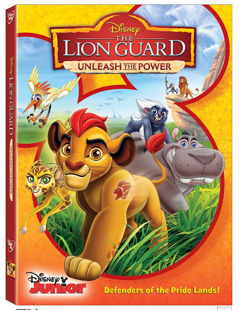 Just Happiling: This September, join The Lion Guard + DVD GIVEAWAY
