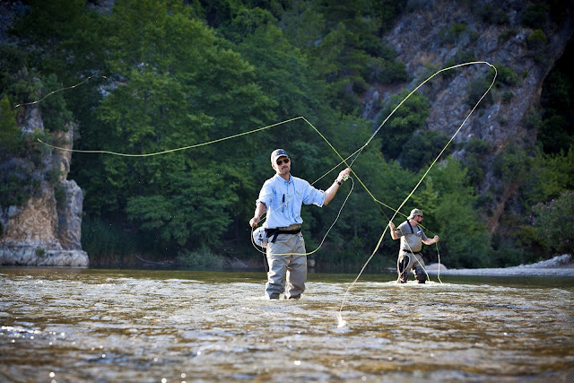 The Sport of Fly Fishing – A Very Different Approach