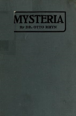 Mysteria (1895) book: a history of the secret doctrines