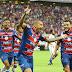 Wellington Paulista marca dois, e Fortaleza bate o Avaí na reestreia da Série A