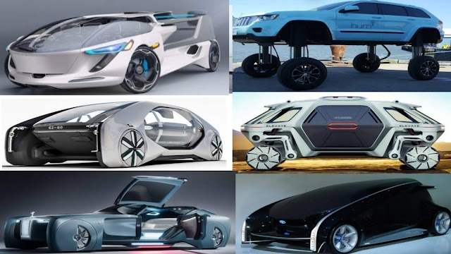 Future cars of 2020